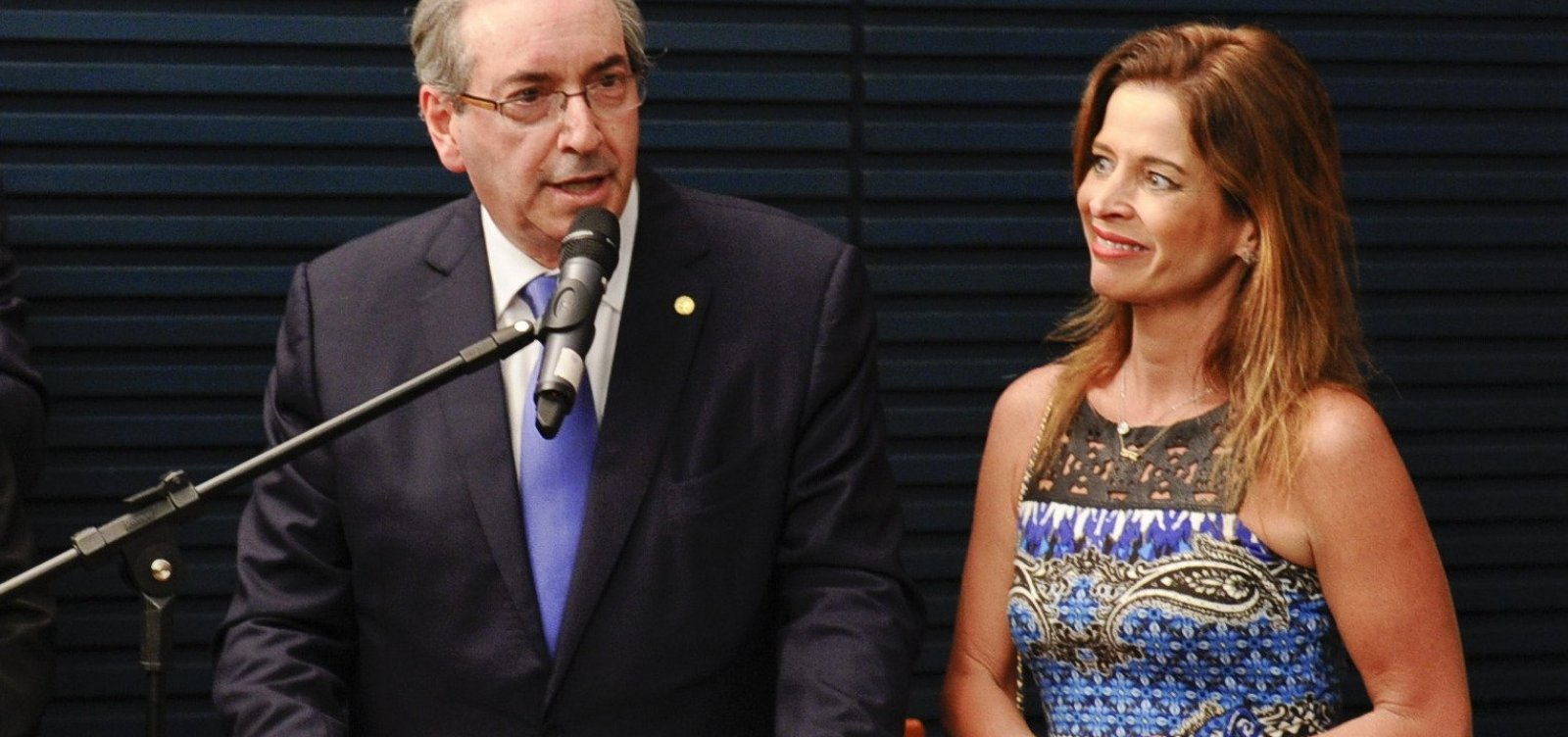 Eduardo Cunha e Claudia Cruz descobrem juntos suspeita de câncer, diz revista