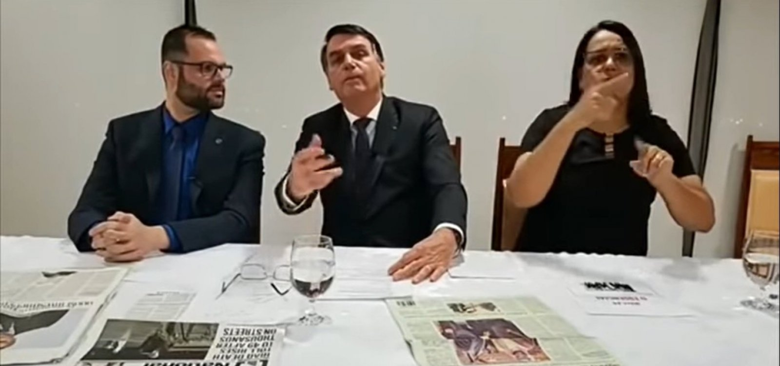 Bolsonaro quer mandar 'quem atrapalha progresso' para local de execução da ditadura
