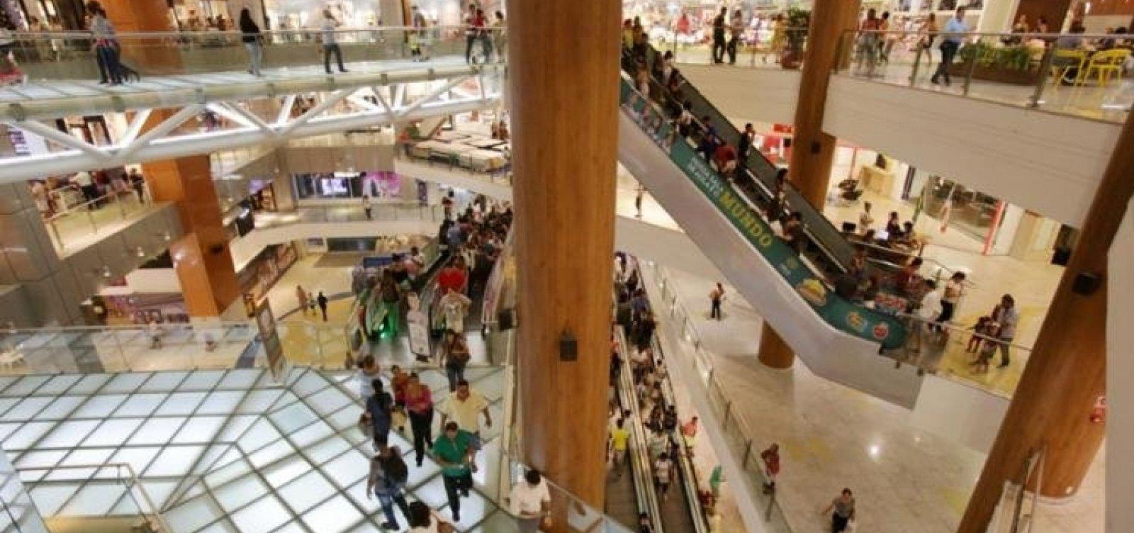 Lojas e espaços de lazer terão horário de funcionamento alterado neste feriado