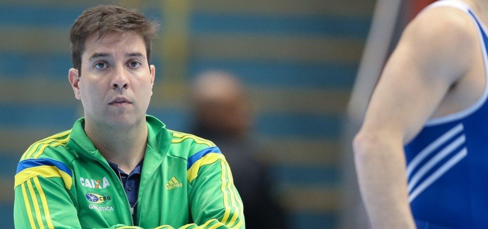 Ex-técnico da seleção brasileira de ginástica vira réu por abuso sexual