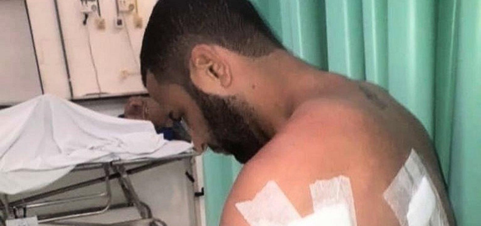 PM e mais dois são presos suspeitos de atirar em rapaz por beijar namorado em Camaçari