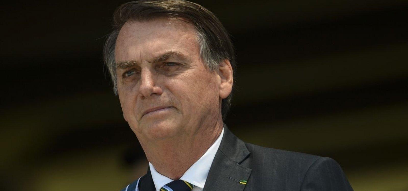 Bolsonaro diz que pegou gravação da portaria do condomínio onde tem casa no Rio 'antes que fosse adulterada'