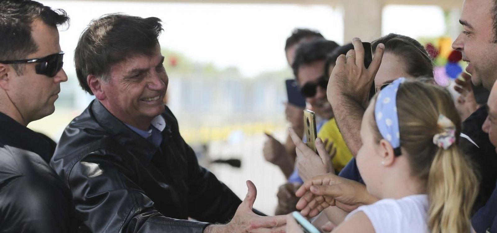 Bolsonaro sugere lugar de execução da ditadura para servidores de órgãos federais ambientais