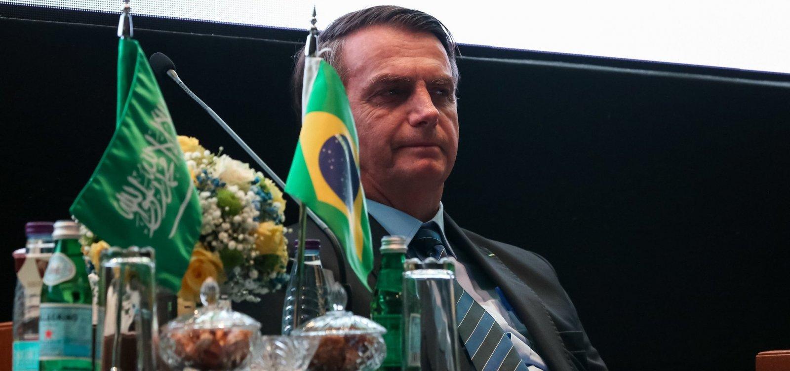 Bolsonaro diz que tem 80% de chance de sair do PSL