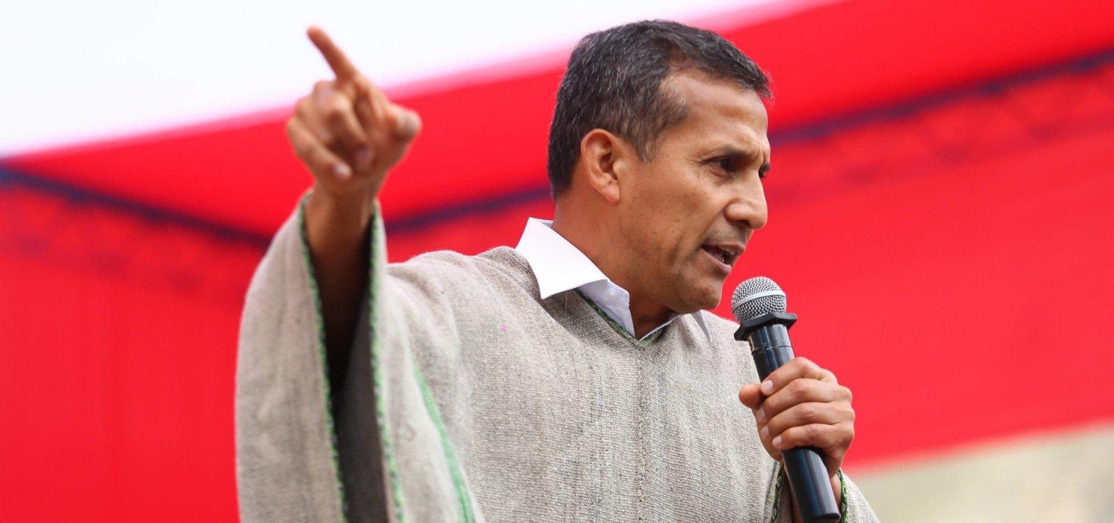 Lava Jato do Peru organizou mentiras em delação contra ex-presidente