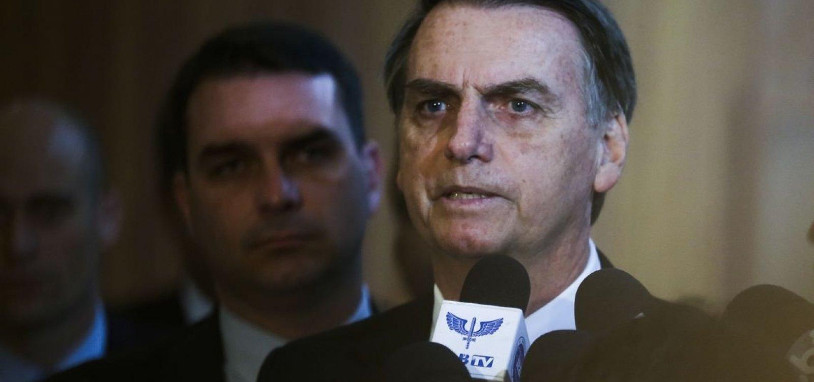 Bolsonaro nega obstrução da Justiça ao buscar áudios em condomínio
