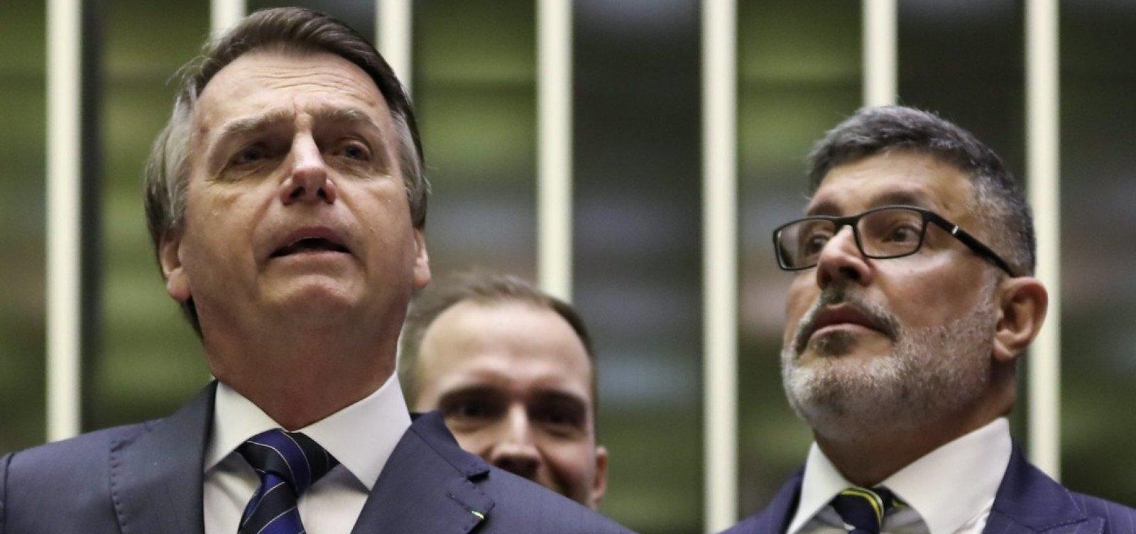 Alexandre Frota divulga novo áudio de conversa com Bolsonaro; ouça