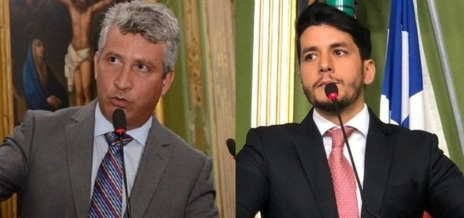 Carballal ameaça 'dar lição' em Duda Sanches após suposta invasão de reduto eleitoral; veja conversa