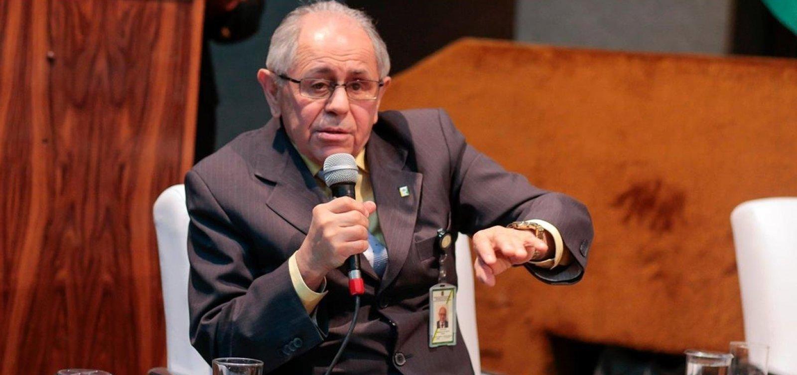 General Santa Rosa pede demissão da Secretaria de Assuntos Estratégicos