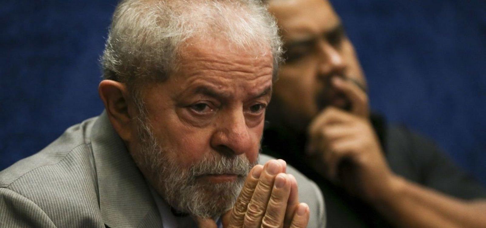 MPF defende que habeas corpus deve ser negado a Lula em caso envolvendo terreno de instituto