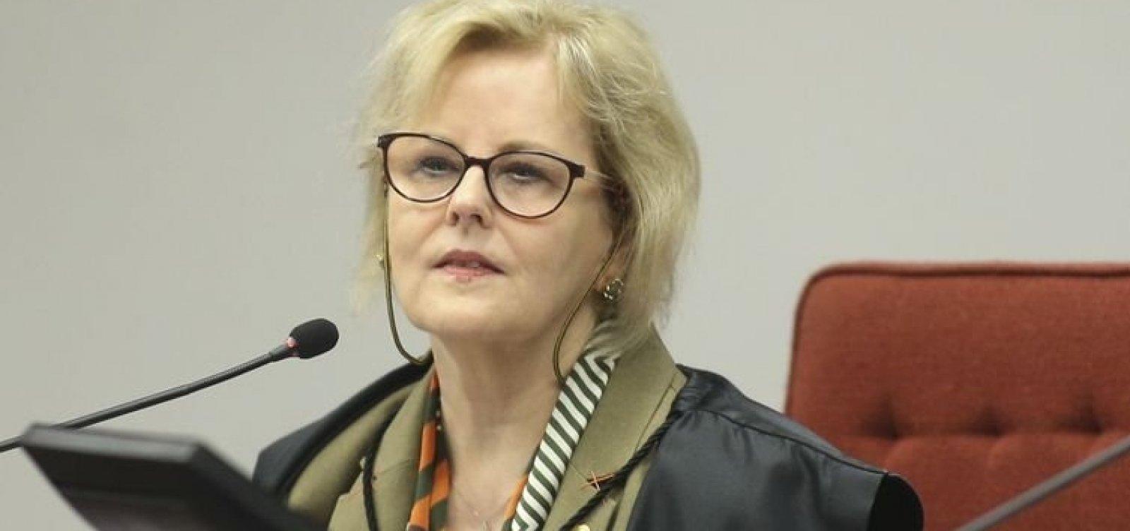 Lava Jato ocultou informações de Rosa Weber ao pedir apoio em investigação sobre Lula
