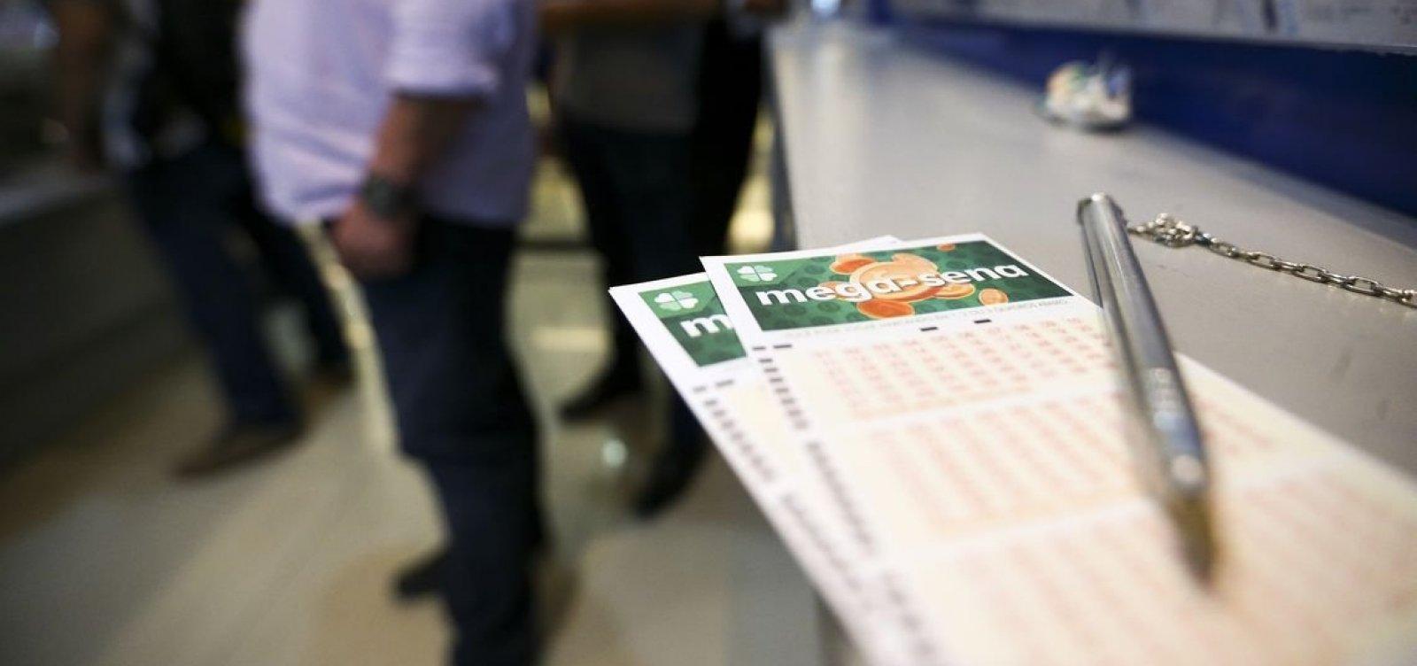 Mega-Sena acumula e próximo sorteio deve pagar R$ 60 milhões