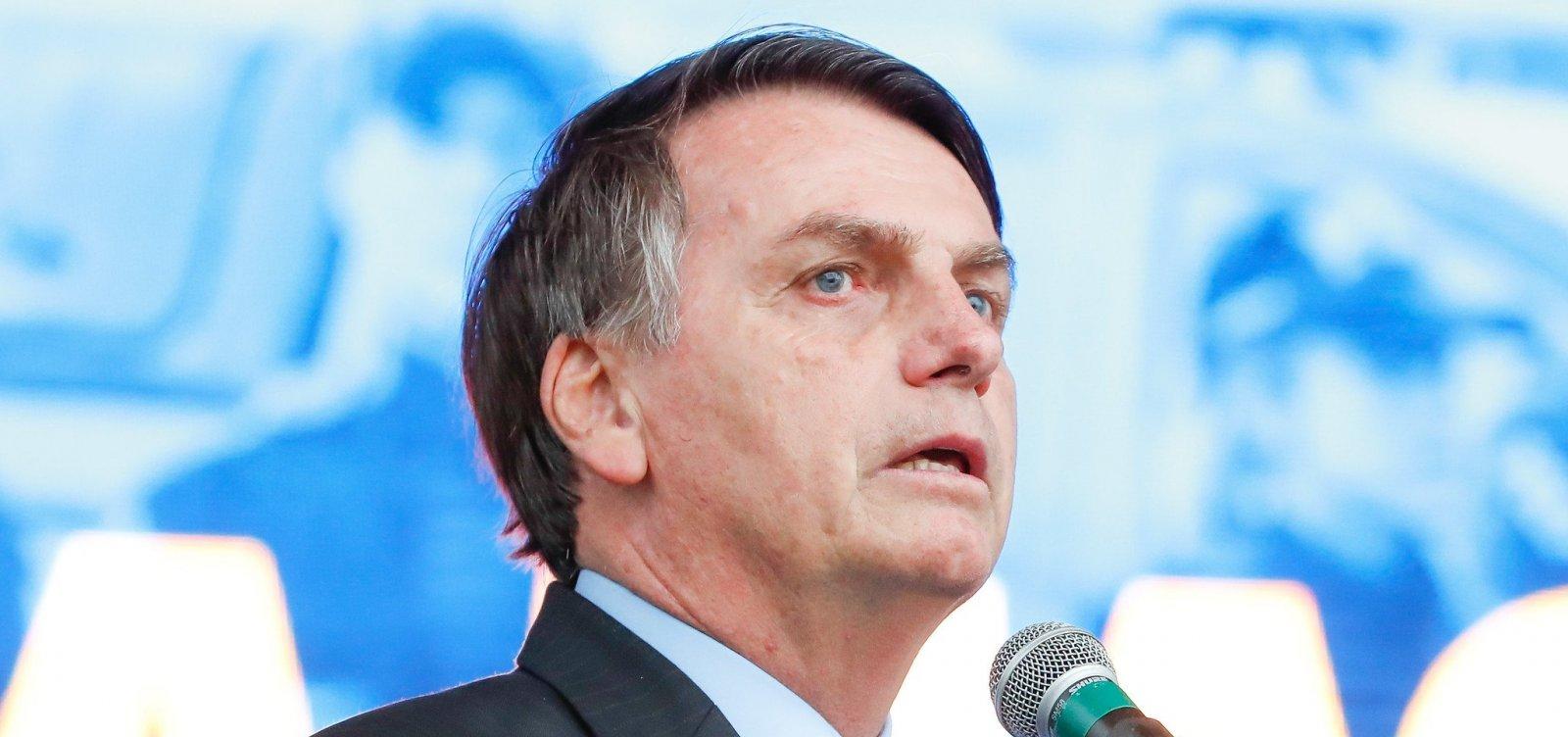 Bloco de oposição entra com notícia-crime contra Bolsonaro, filho e Moro no STF