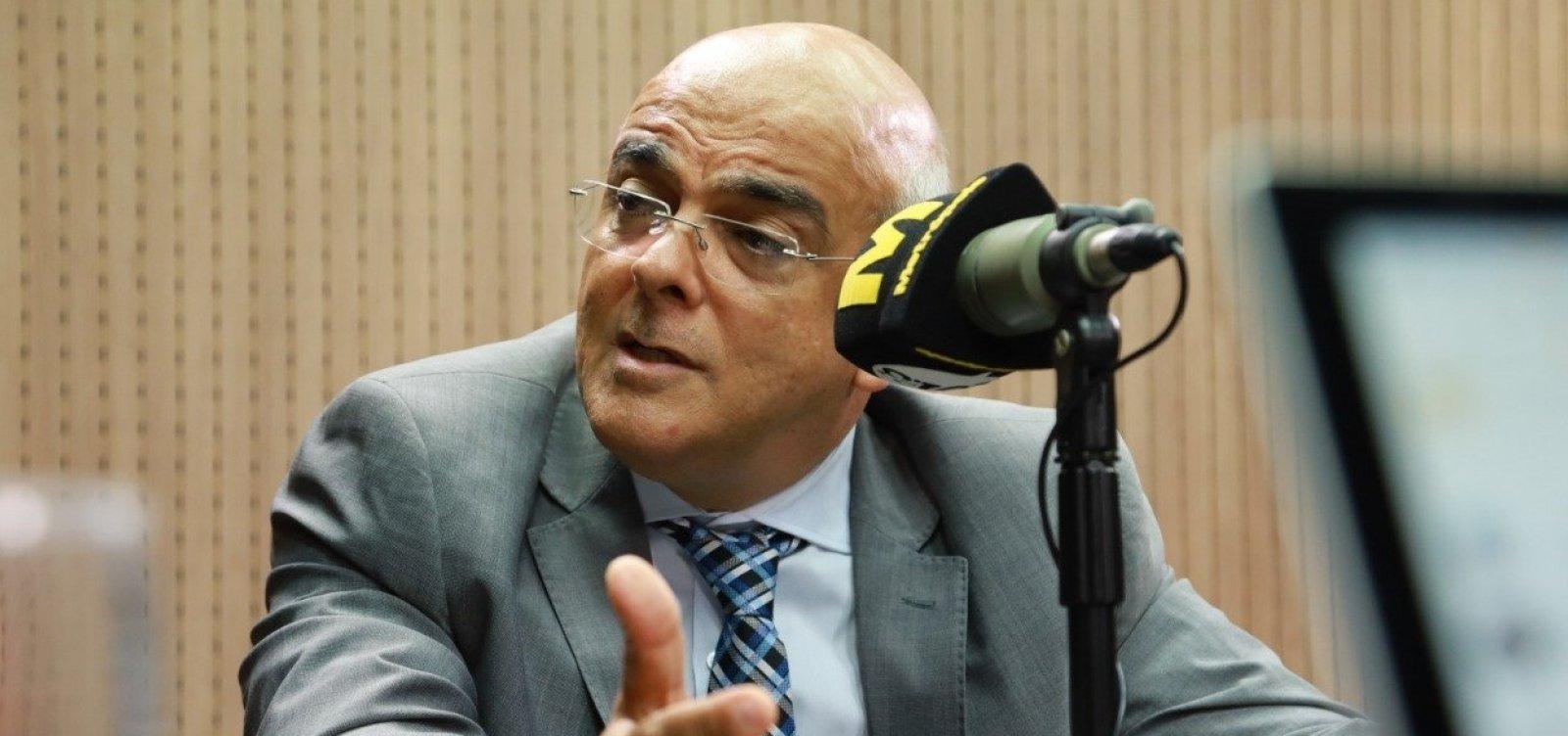 Desembargador relembra importância de Ruy Barbosa; TJ-BA celebra 70 anos do Fórum da capital