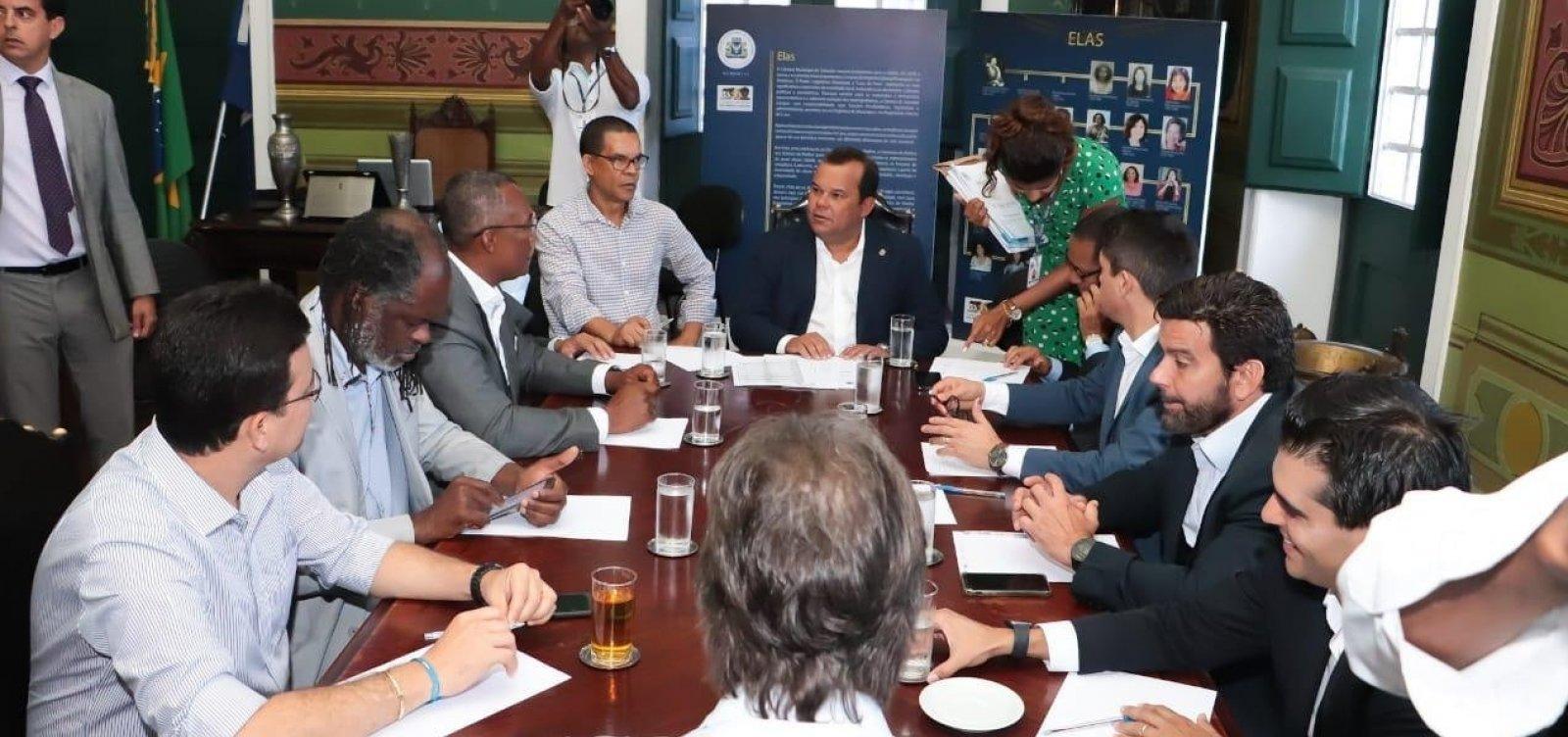 Regulamentação Apps: Geraldo Júnior define votação dos vetos