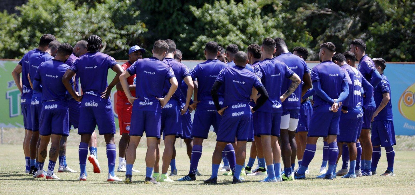 Bahia tem 15ª pior campanha do returno do Brasileirão 2019