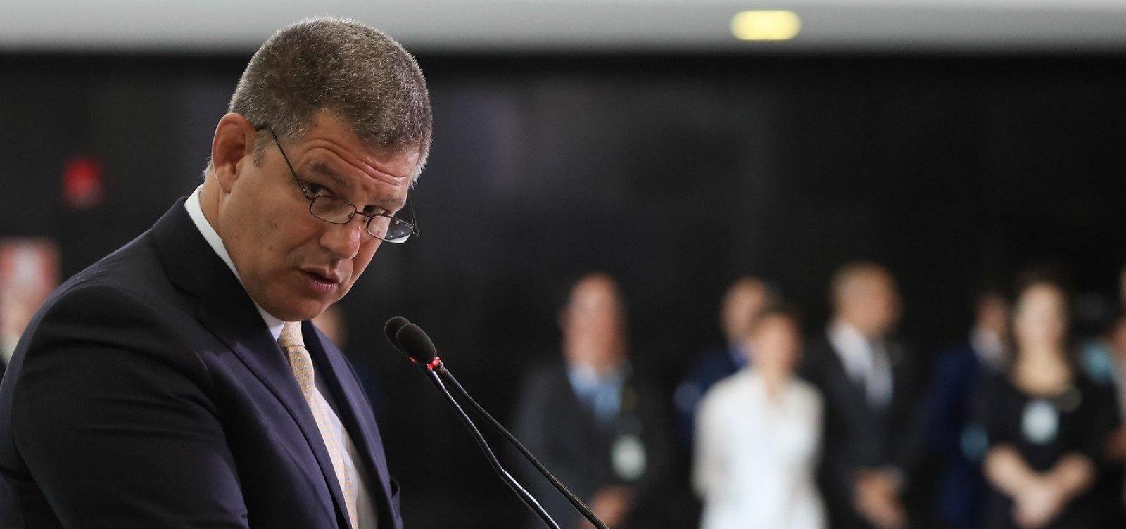 OAB convida ex-ministro Bebianno para ser assessor especial