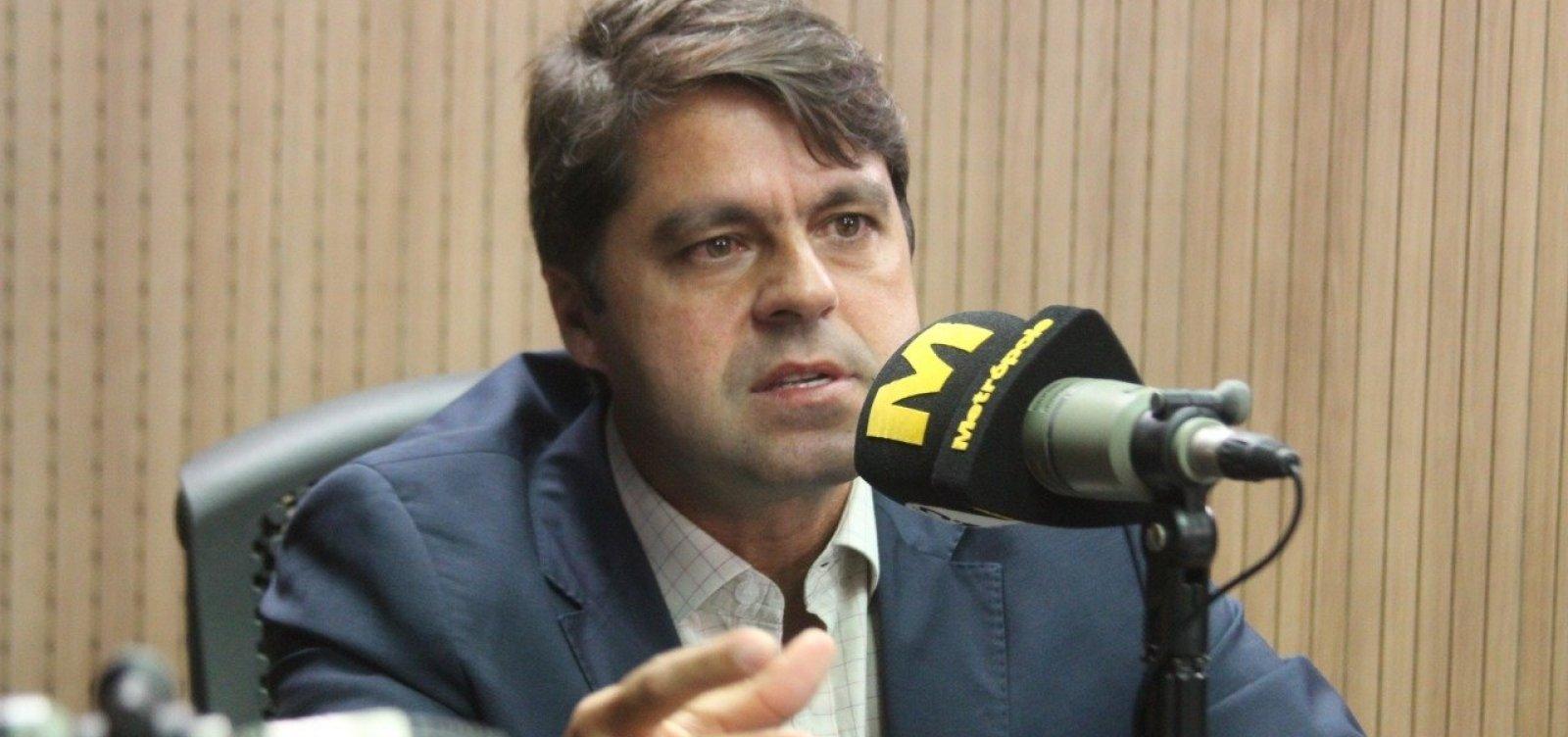 Paulo Câmara diz que esteve 'de malas prontas' para sair do PSDB e que não seria vice em Salvador