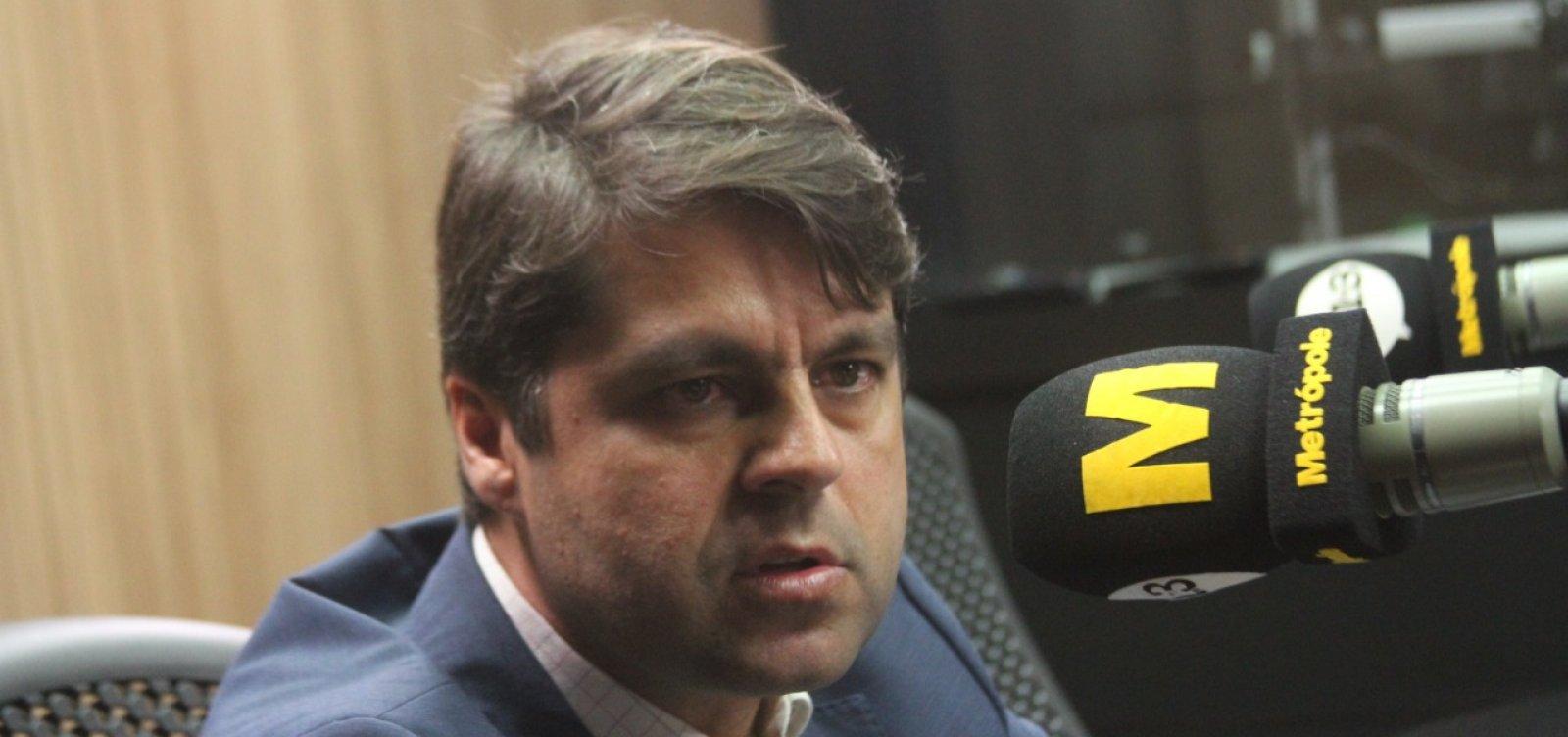 'Neto vai com Bruno ou Leo. Você sabe como é o sistema carlista', diz Paulo Câmara