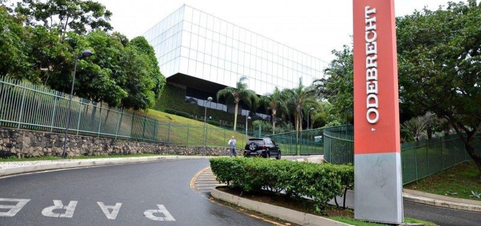 Justiça nega pedido de falência da Odebrecht