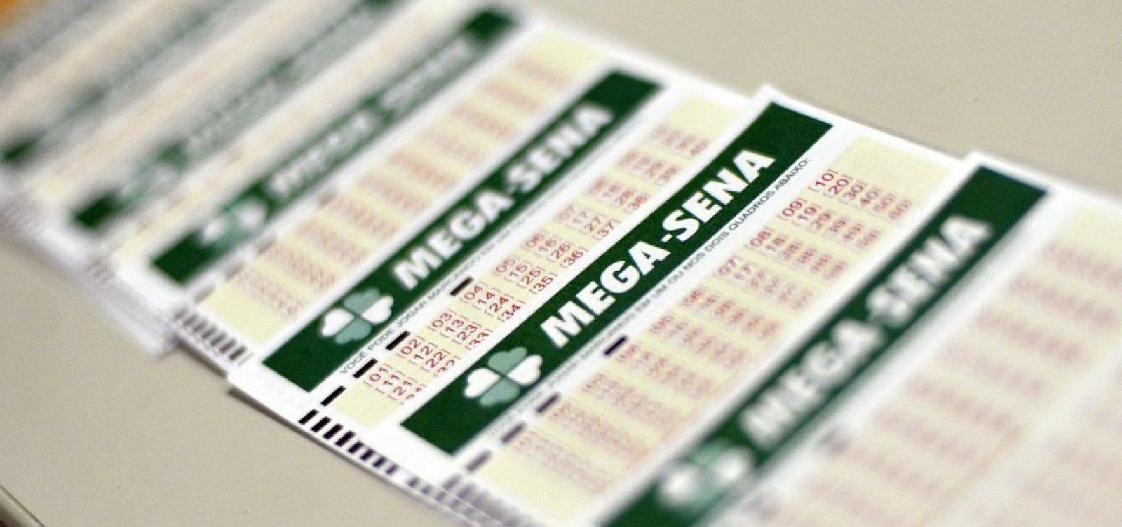 Mega-Sena sorteia prêmio acumulado de R$ 60 mi nesta quarta-feira