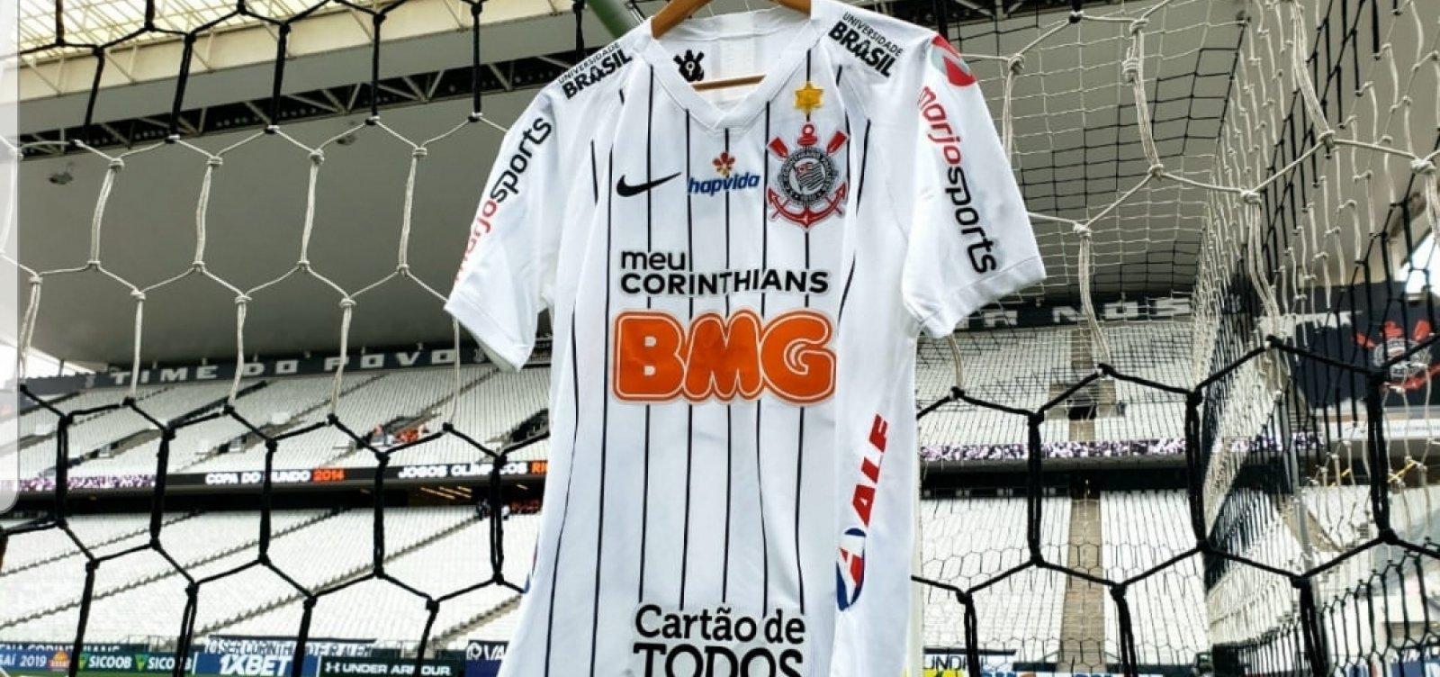 Corinthians realiza ação em homenagem a vítimas do Holocausto
