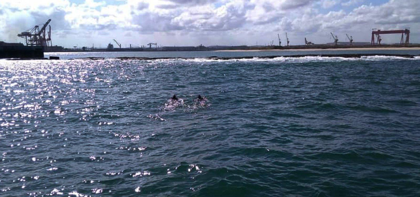 Rastro de óleo não é do navio grego Bouboulina, diz cientista da Ufal
