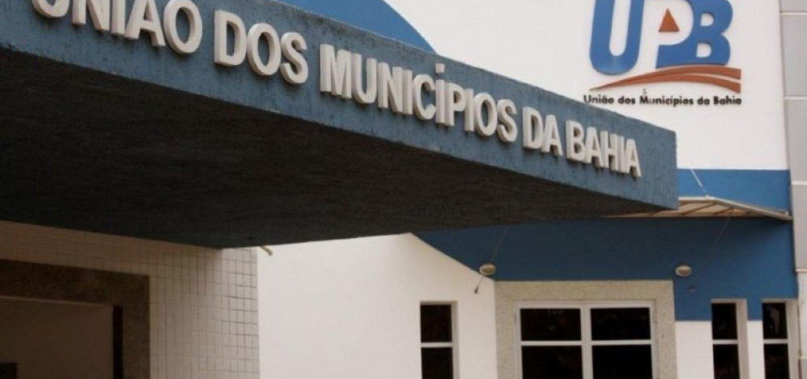 Prefeitos baianos criticam extinção de municípios: 'É uma proposta equivocada'