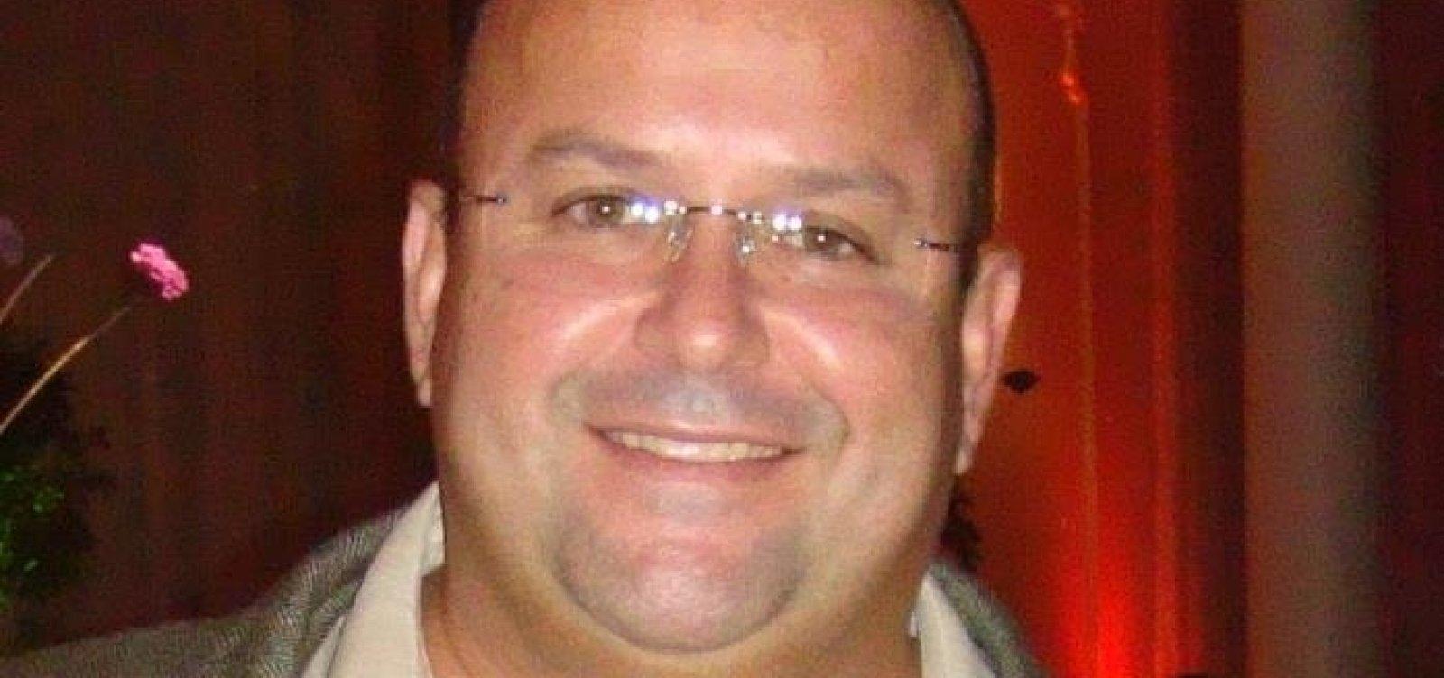 Morre o empresário Jesus Sangalo, aos 54 anos