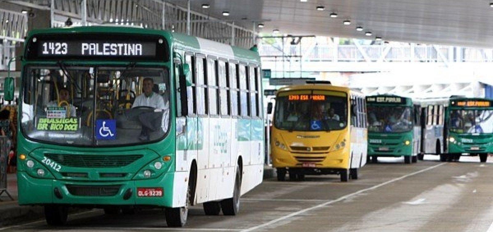 Frota de ônibus funciona em esquema reforçado no próximo domingo de Enem