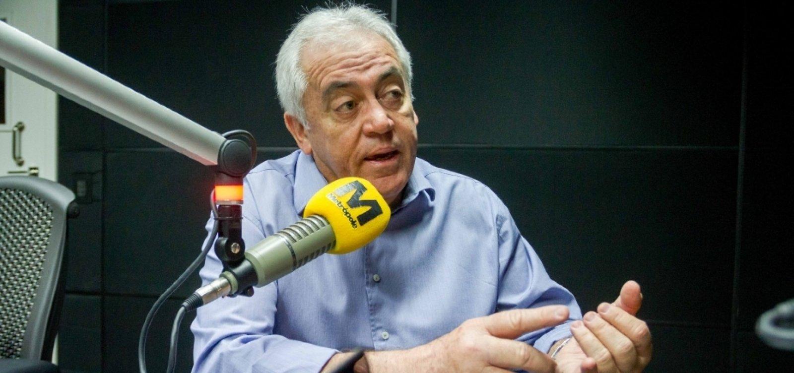 'Indicação para Sedur será feita após conversa com Rui', diz Otto Alencar