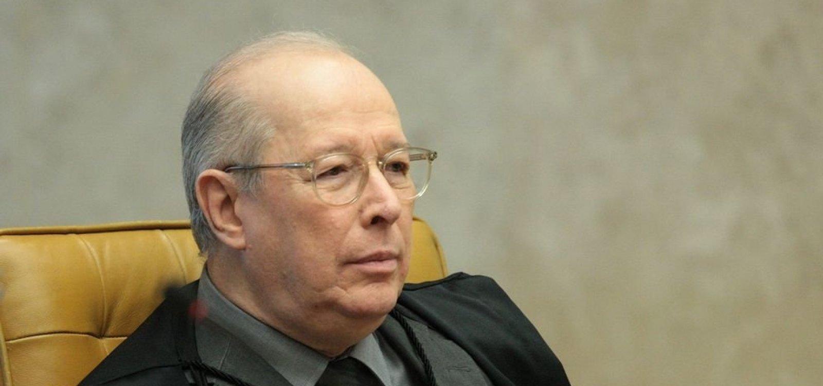 Celso de Mello empata julgamento sobre prisão em segunda instância; Toffoli decidirá