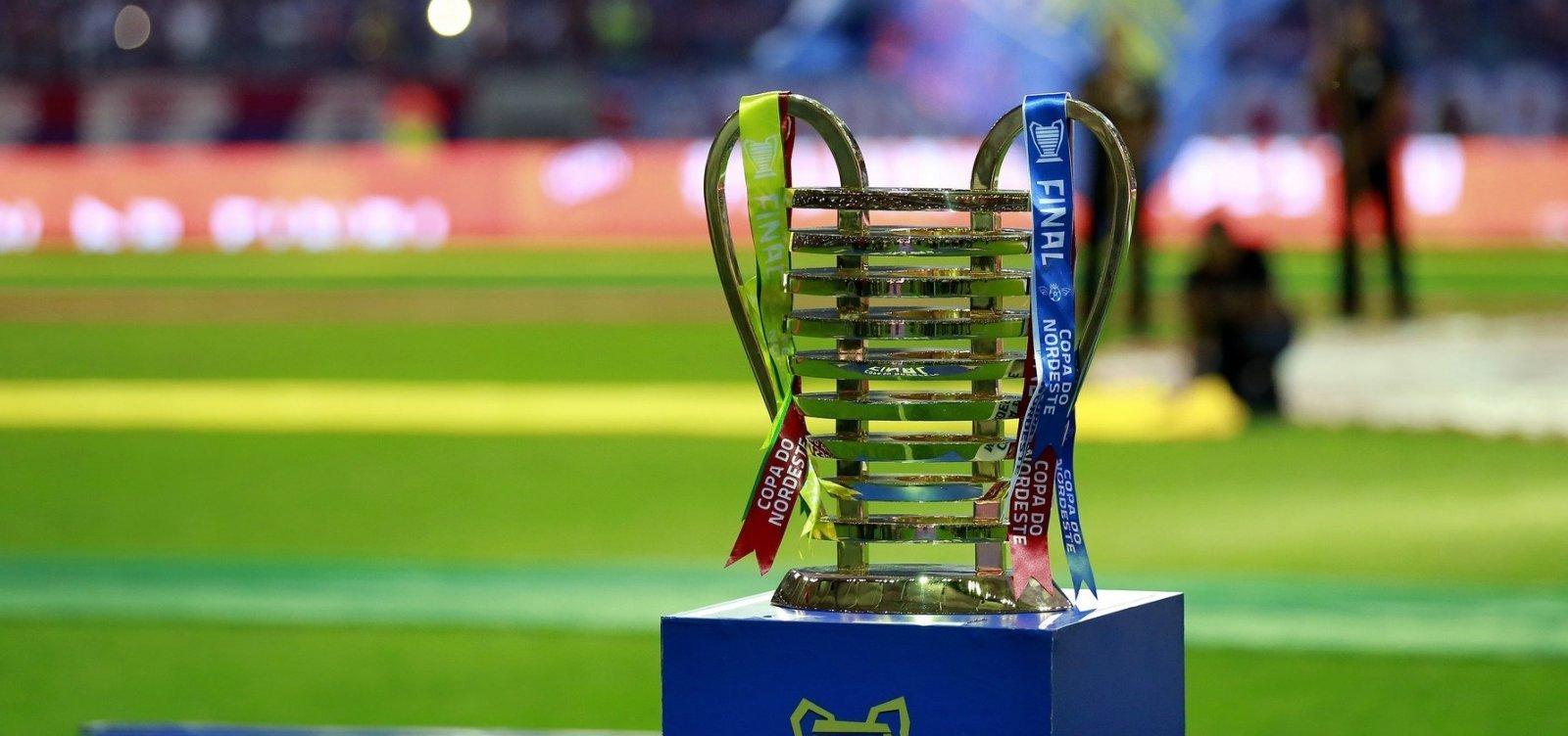 Nordestão 2020: Ba-Vi será disputado na 3ª rodada, no início de fevereiro