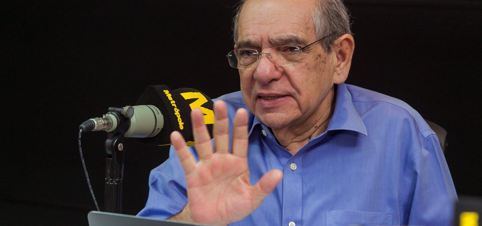 'Espero que Lula não tente incendiar o país', comenta MK; ouça