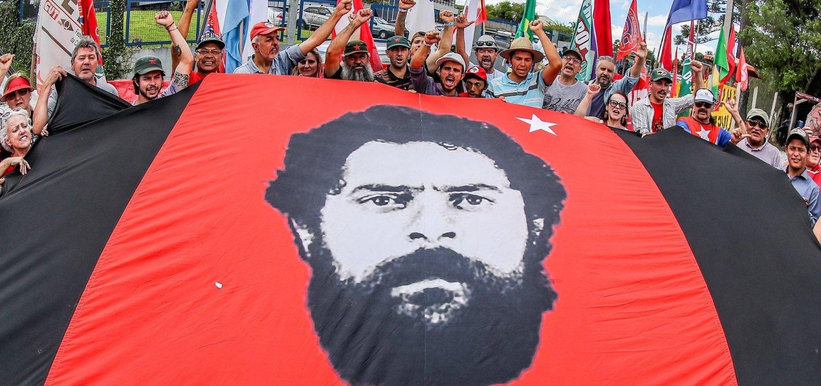 PT planeja agenda política após possível soltura de Lula