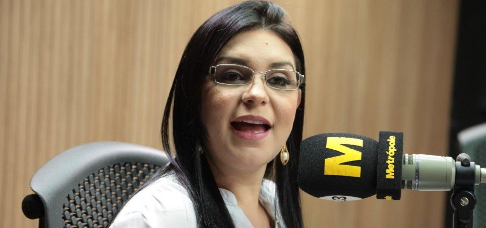 Não sou traidora, me sinto traída, diz Dayane após crise do PSL