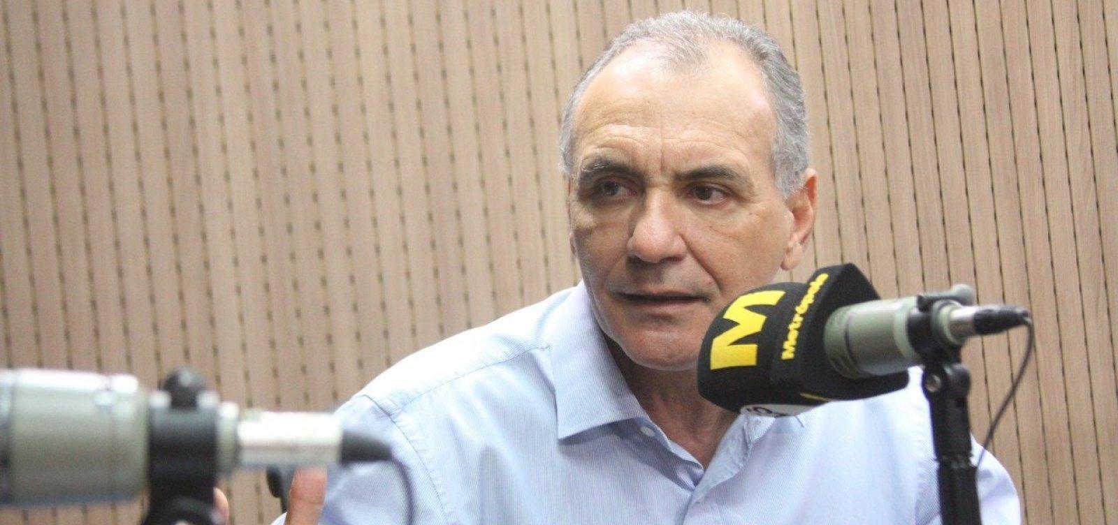 Pelegrino diz que alianças de ACM Neto 'trouxeram repercussão negativa para Salvador'
