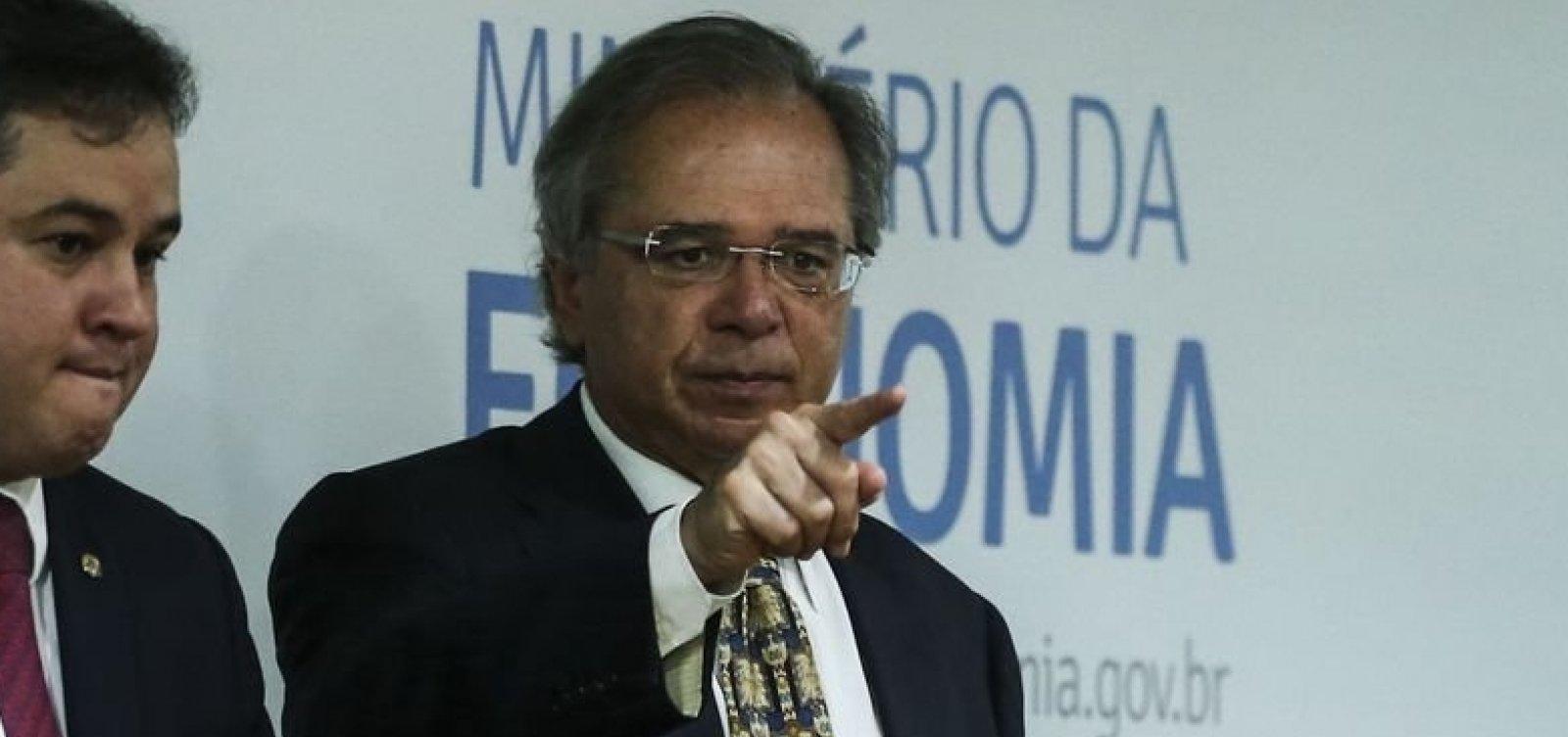 'Queremos fazer a transformação do Estado brasileiro', afirma Guedes