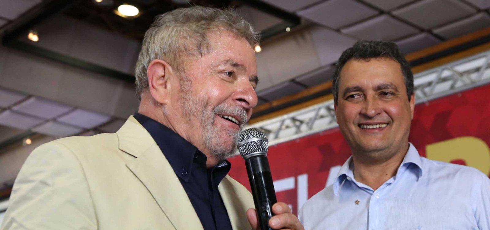 Após soltura de Lula, Rui diz que 'o mundo aplaude a decisão da Justiça'