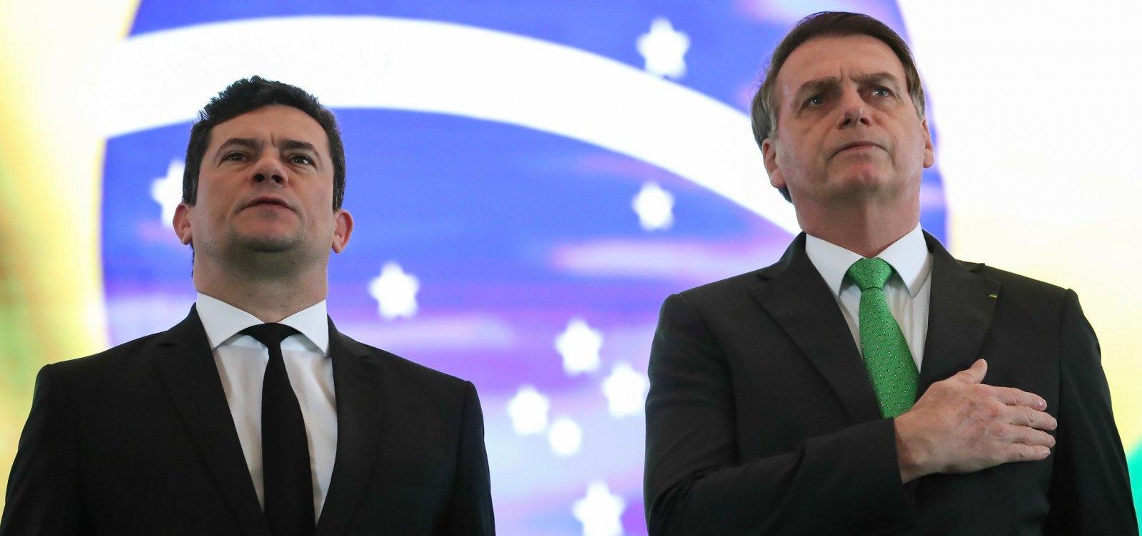 'Decisão do STF deve ser respeitada, mas pode ser alterada', diz Sérgio Moro