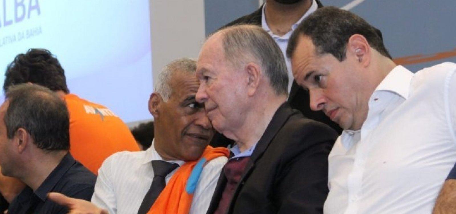 'Gripe fez Rui faltar no lançamento da candidatura de Isidório', diz Leão