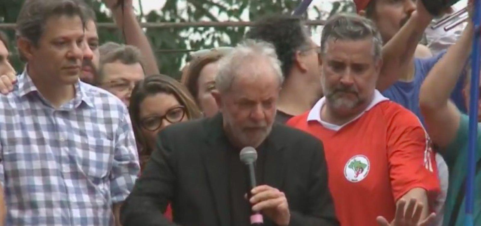Lula diz que Bolsonaro 'não foi eleito para governar para milicianos' e cita Marielle