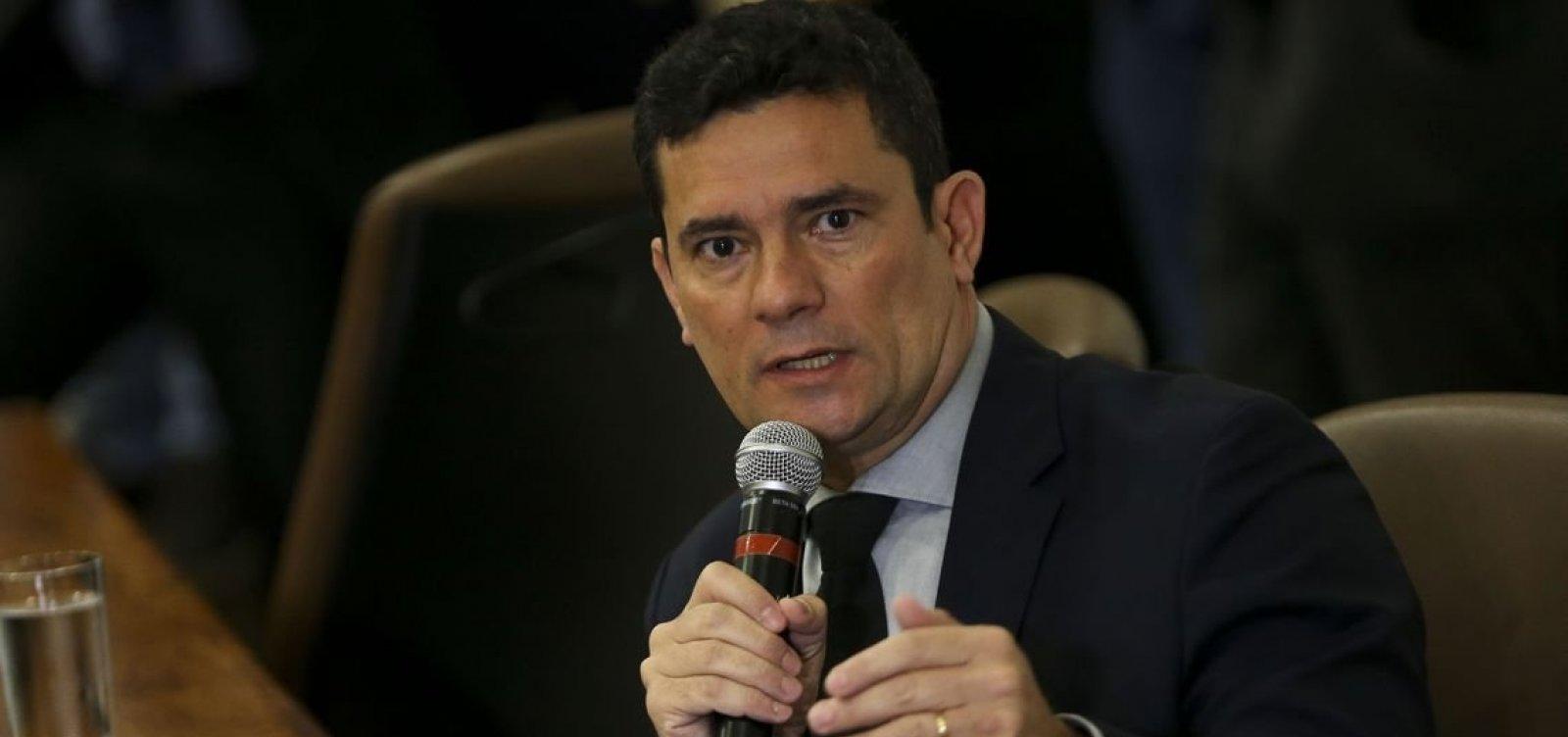 Chamado de 'canalha' por Lula, Moro diz que não responde a 'criminosos'
