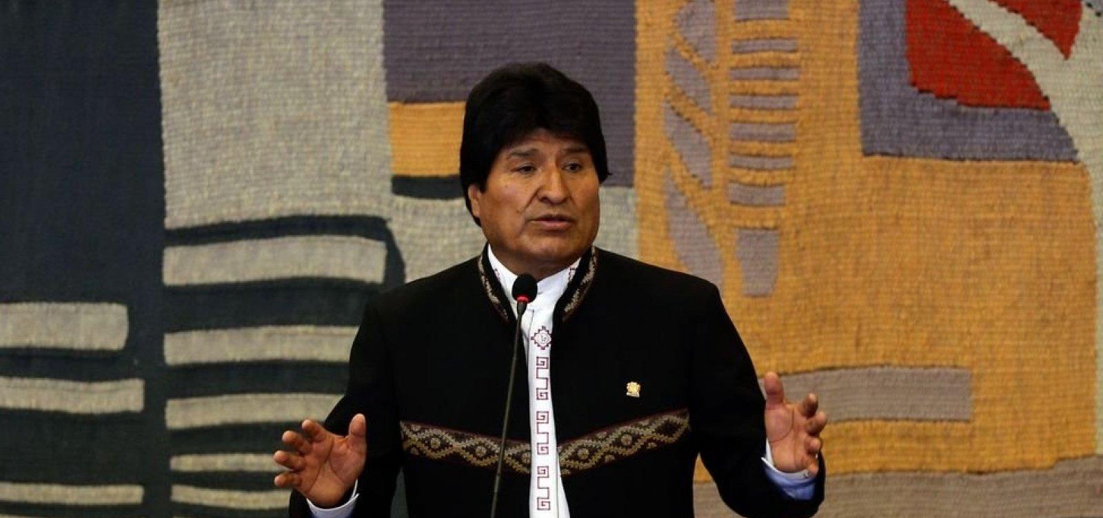 OEA diz que houve fraudes em eleições na Bolívia e recomenda nova votação