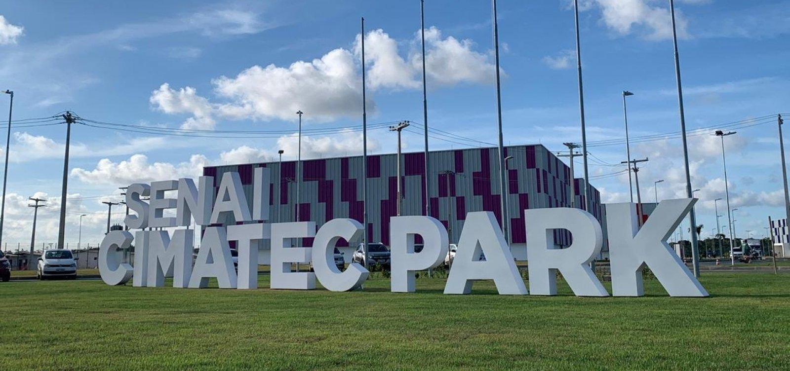 Senai Cimatec inaugura nesta segunda novo complexo de inovação em Camaçari