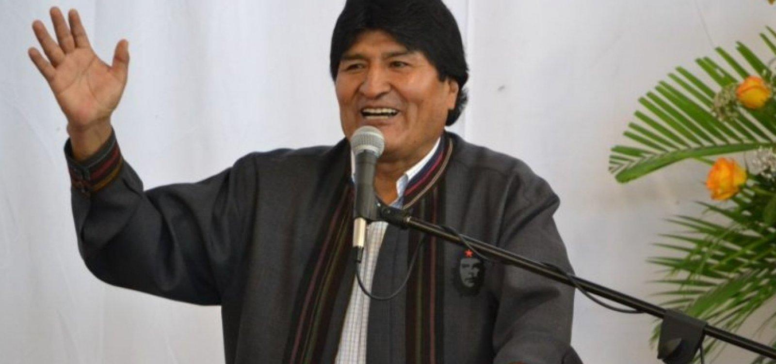 Após relatório da OEA, Morales decide convocar novas eleições na Bolívia