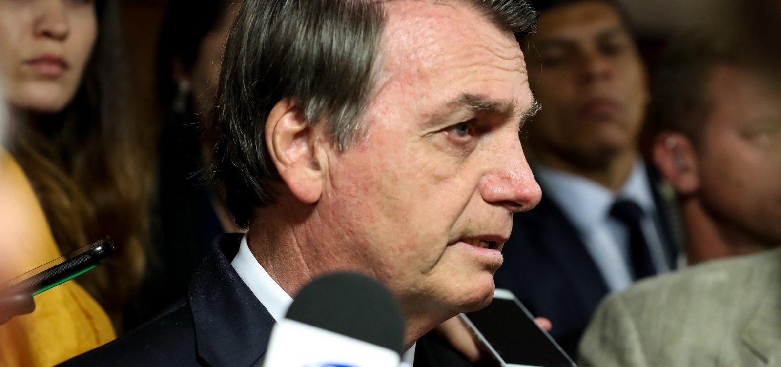 Depois de ameaçar imprensa, Bolsonaro diz que Lula quer censurar a mídia