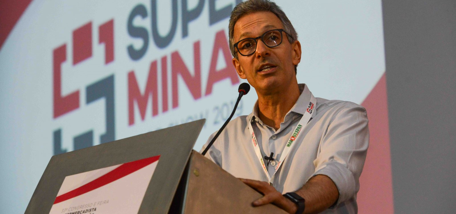 Constituição deixou Brasil 'um tanto quanto ingovernável', diz governador de Minas