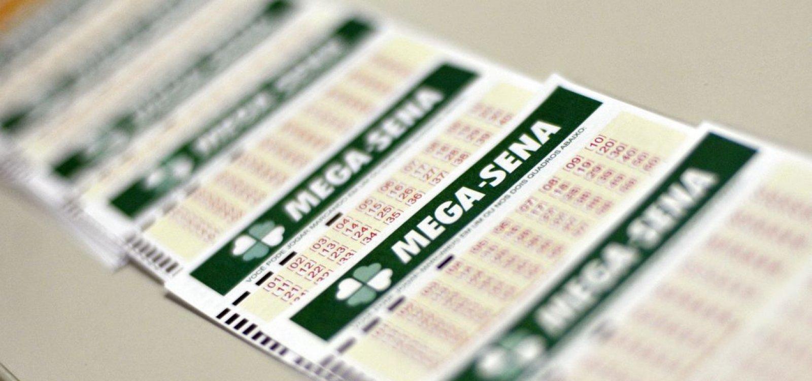 Mega da virada: apostas podem ser feitas a partir desta segunda