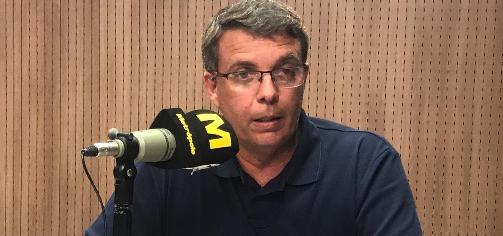 Após queixa, presidente da Fonte Nova promete se reunir com taxistas para melhorar estrutura